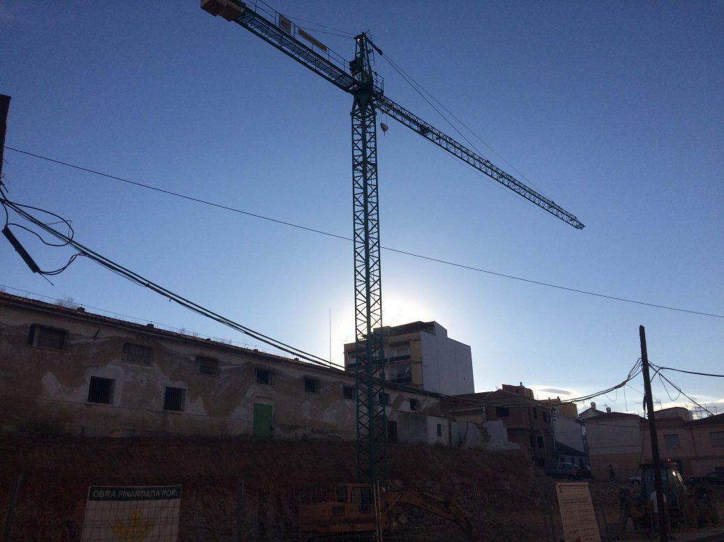 """Comienzan los trabajos de construcción del Edificio """"San José"""""""